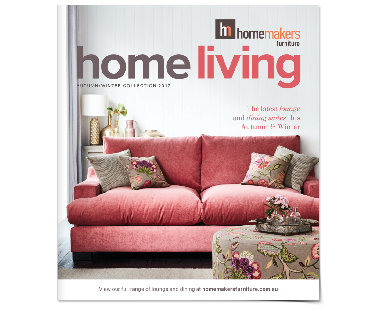 Homemakers Furniture Kinc Agency Homemakers Catalogue Design